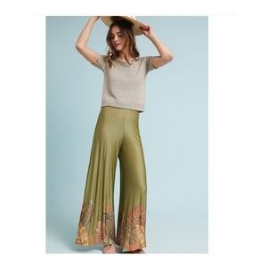 Farm Rio▪︎Guadeloupe Wide Leg Pants